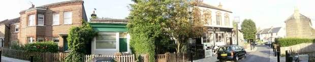 Leytonstone village