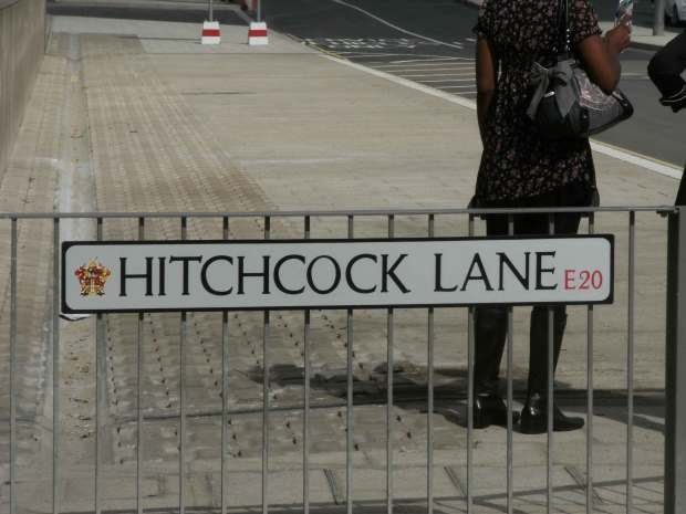 Hitchcock Lane