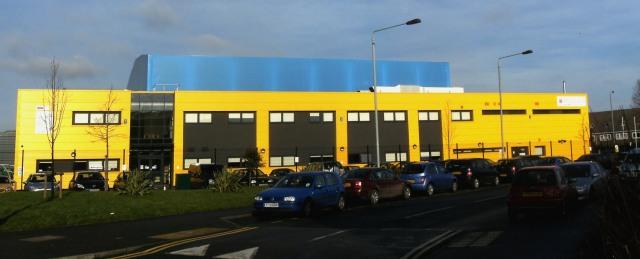 Waltham Forest Construction Training Centre, Leytonstone