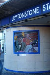 Leytonstone tube station