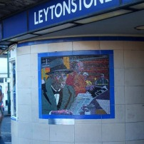 Leytonstone tube station