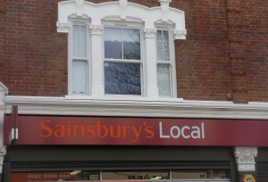 Sainsbury's Church Lane Leytonstone