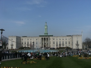 The Queen's visit to Waltham Forest 29 March 2012