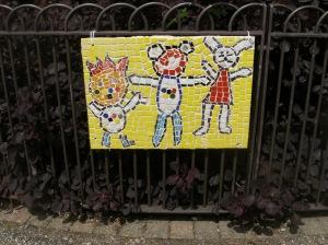 Art in the Park Langhthorne Park Leytonstone June 2012