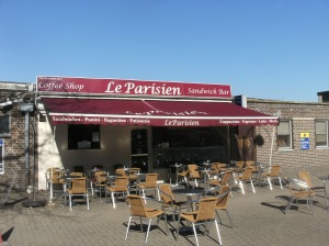 Le Parisien cafe