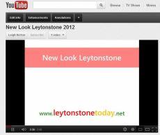 YouTube New Look Leytonstone screenshot