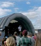 2012 Car Free Day Leytonstone band
