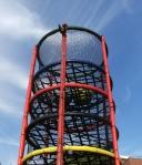 2012 Car Free Day Leytonstone climbing frame