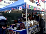 2012 Car Free Day Leytonstone pictures stall