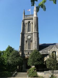 St John the Baptist Church,