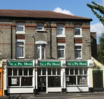 Eel and Pie House Harrow Green Leytonstone