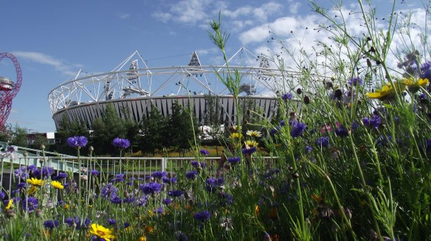 Olympic Park London02
