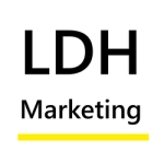 LDH Marketing logo