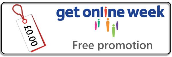 Get Online Week Free Promotion