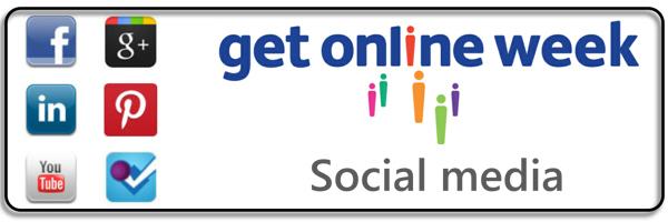 Get Online Week Social Media