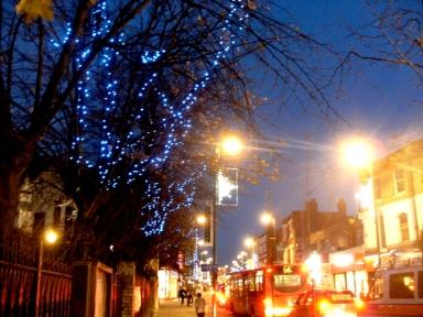 Leytonstone Christmas 2012