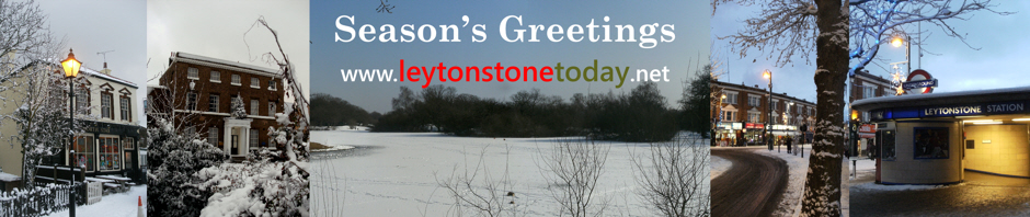 Leytonstone Today Banner Christmas 2012