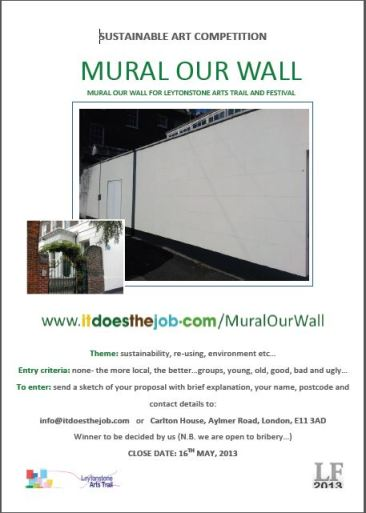 Mural Our Wall poster image